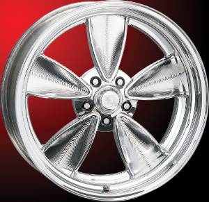 Wheels, Billet Aluminum  - Cruise Line Series. Rasp Ii Photo Main