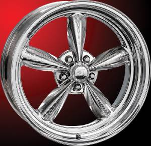 Wheels, Billet Aluminum  - Cruise Line Series. Rebel Photo Main