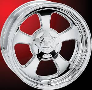 Wheels, Billet Aluminum  - Vintec Series. Vintec Dish Photo Main