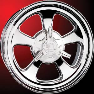 Wheels, Billet Aluminum  - Vintec Series. Vintec Dish Knock-Off Photo Main