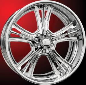 Wheels, Billet Aluminum  - Profile Series. Riviera Photo Main