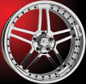Wheels, Billet Aluminum  - Pro Touring Series. Draft Photo Main