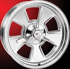 Wheels, Billet Aluminum  - Vintage Series. Legacy Photo Main