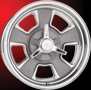 Wheels, Billet Aluminum  - Vintage Series. Legacy-G Photo Main