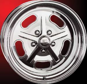 Wheels, Billet Aluminum  - Vintage Series. Santa Fe Photo Main