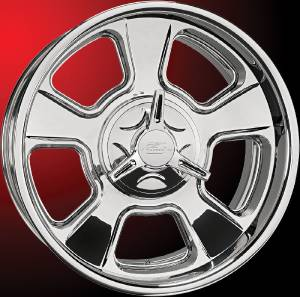 Wheels, Billet Aluminum  - Vintage Series. Legacy Ii Photo Main