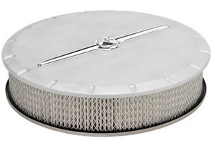 Air Cleaner Billet -14in. Round Ready To Finish Streamline Series Photo Main
