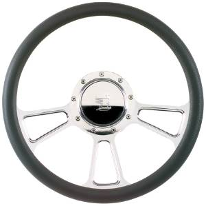 Steering Wheel, Billet, Half Wrap -14 Inch, Vintec Photo Main