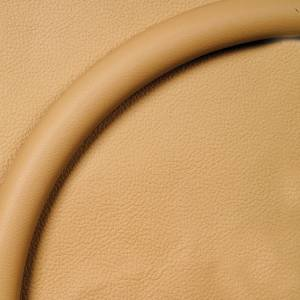 "Steering Wheel Half Wrap For Billet Wheel -15.5"" Tan Leather Photo Main"
