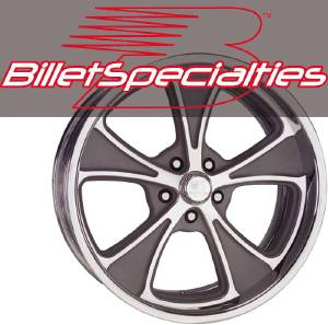 Wheels - Billet Specialties Wheels Photo Main