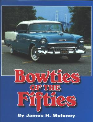 Book - Bowties Of The 50s. Every Chevrolet Model From 1950-59 Photo Main
