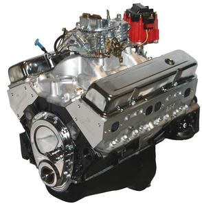 Crate Engine, GM - 355ci (Chevy Small Block) With Aluminum Heads - 390hp With Carb & Ignition Photo Main