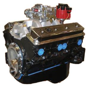 "Crate Engine, GM - 383ci (Chevy Small Block) Iron Heads - 350hp With Carb & Ignition ""Budget Stomper"" Photo Main"