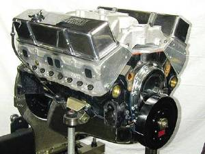 Crate Engine, GM - 383ci (Chevy Small Block) With Aluminum Heads - 395hp Photo Main