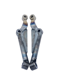 1939-48 Chevy Dropped Steering Arms For The Original IFS (Required With Dropped Uprights) Photo Main