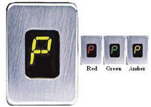 Transmission Gear Shift LED Indicator. Choose Amber, Green Or Red (Dakota Digital) Photo Main