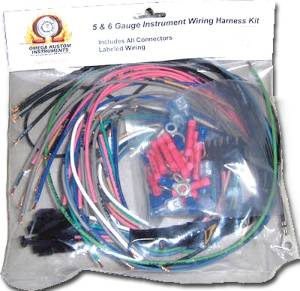 Instrument Gauge Wiring Harness Photo Main