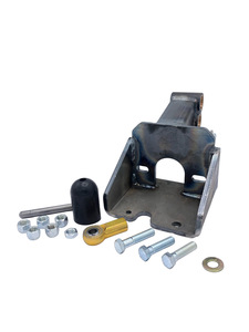 Brake Master Cylinder Adapter Kit -40-54 Chevrolet Car (Except Convertible). Standard Shift Only Photo Main