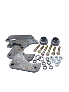 Brake Disc Conversion Front- 28-40 Straight Axle Car And Truck. Basic Kit (No Rotors or Calipers) Photo Main