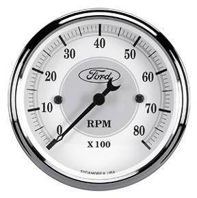 "Instrument Gauges - Auto Meter Ford Masterpiece, 3-3/8"" Tach Photo Main"