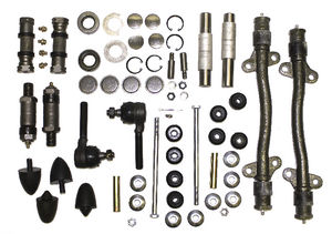 Front End Rebuild Kit, Deluxe -1939-48 Chevy Car Photo Main