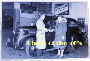 Photo: Chevrolet Sedan In Service Department Photo Main