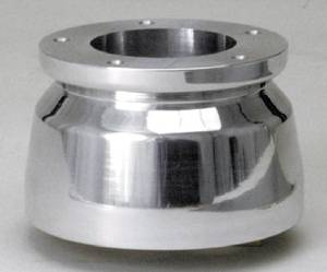 Steering Wheel Adapter. Bell 5/6 Bolt Pattern Billet Aluminum Photo Main