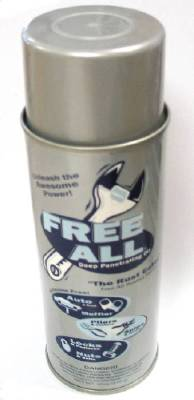 Free All - Deep Penetrating Oil - 12 Oz Photo Main