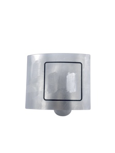 Fuel Door - Square Driver Side - Curved, 45 Degree Mount Photo Main