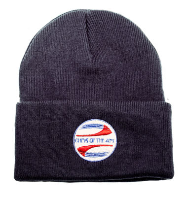 Stocking Cap, Chevs Beanie - 12 inch Navy With Chevs Embroidered Logo Photo Main