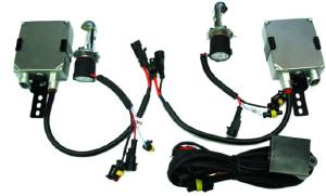 Headlight, Hid Conversion Kit (Plug & Play). H4 6000k Bulb. Low & High Beam Hid Photo Main