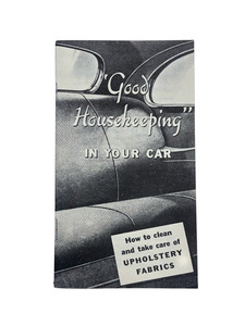 Good Housekeeping In Your Car - By Photo Main