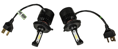 Hi/Low Beam LED Headlight (H4) Kit Photo Main