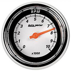 "Instrument Gauges - Auto Meter Mcx Series, 3-3/8"" Tach Photo Main"