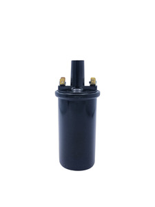 Ignition Coil, 12 Volt 3.0 Ohm - Black Pertronix Photo Main