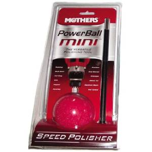 Mothers Powerball -Mini Detail Polishing Ball Photo Main