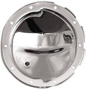 Differential Cover, Chrome Chevy/GMC 1/2 Ton -10 Bolt Rear Photo Main