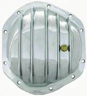 Differential Cover, Polished Aluminum Dana 44 -10 Bolt (Includes Gasket & Hardware) Photo Main
