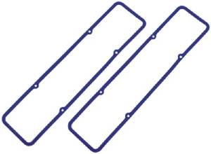 Valve Cover SB Chevy Gasket - Blue Rubber With Steel Core (Package Of 2) Photo Main