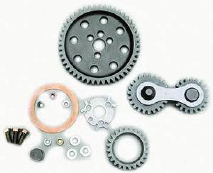 Timing Gear Drive Set, BB Chevy Photo Main