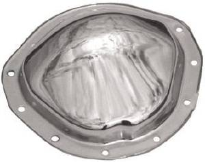 Differential Cover, Chrome Chevy/GMC Truck -12 Bolt Rear (Includes Gasket & Hardware) Photo Main