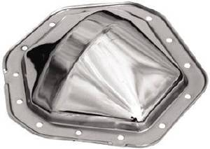 Differential Cover, Chrome Chevy/GMC Truck -14 Bolt Rear (Includes Gasket & Hardware) Photo Main