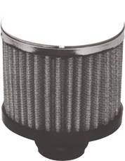 Valve Cover Chrome Push-In Filter Breather Photo Main