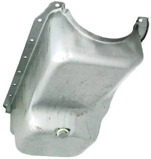 Oil Pan 1964-87 Chrysler Mopar 273-318-340 V8 - Unplated  Photo Main
