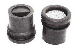 "Valve Cover Rubber Push-In Grommet With Foam Insert For Steel- 1"" Id X 1-1/4"" Od (Package Of 2) Photo Main"