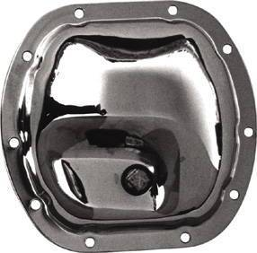 Differential Cover, Chrome Dana 30 Thick -10 Bolt (Includes Gasket & Hardware) Photo Main
