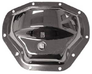 Differential Cover, Chrome Dana 80 -10 Bolt (Includes Gasket & Hardware) Photo Main