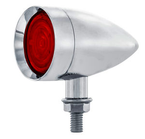 Rod Lights Red LED - Park Light/ Turn Signal Or Tail Light Photo Main