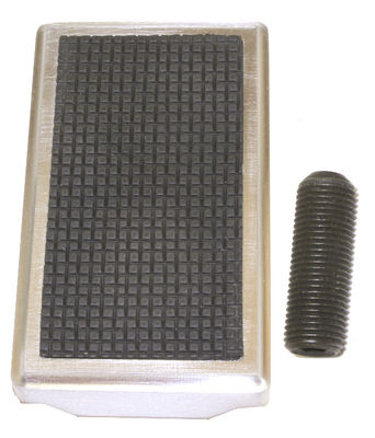 Brake / Clutch Pedal -Satin Finish Photo Main