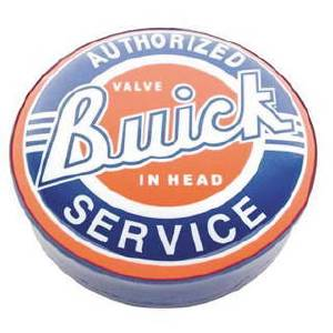 Bar Stool With Buick Service Logo -Swivel Photo Main